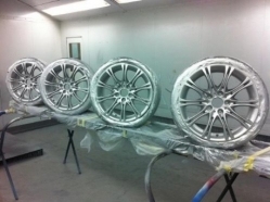 alloy wheel refurbishment